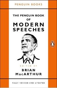 Picture of Penguin Book of Modern Speeches
