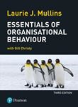 Picture of Essentials of Organisational Behaviour