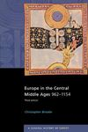Picture of Europe in the Central Middle Ages: 962-1154 3ed