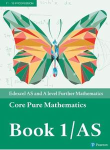 Picture of Edexcel AS and A level Further Mathematics Core Pure Mathematics Book 1/AS Textbook + e-book