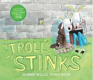 Picture of Troll Stinks!