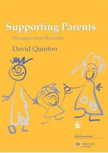 Picture of Supporting Parents: Messages from Research