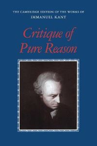 Picture of Critique of Pure Reason