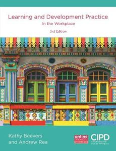 Picture of Learning and Development Practice in the Workplace 3ed