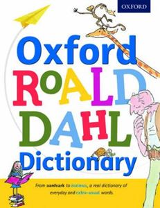 Picture of Oxford Roald Dahl Dictionary