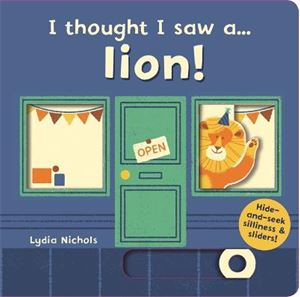 Picture of I thought I saw a... lion!