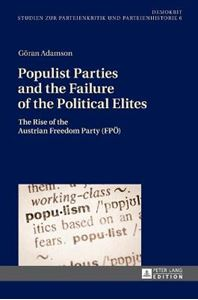 Picture of Populist Parties and the Failure of the Political Elites: The Rise of the Austrian Freedom Party (FPOe)