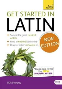 Picture of Get Started in Latin Absolute Beginner Course: (Book only) The essential introduction to reading, writing and understanding a new language