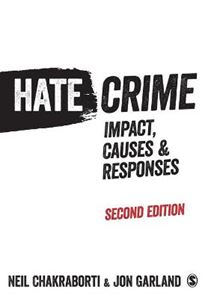 Picture of Hate Crime: Impact, Causes and Responses
