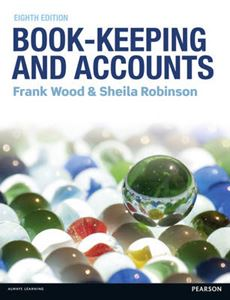 Picture of Book-Keeping and Accounts 8ed