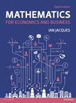 Picture of Mathematics for Economics and Business 8ed