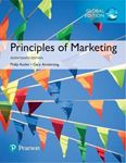 Picture of Principles of Marketing, Global Edition 17ed