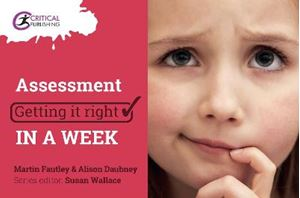Picture of Assessment: Getting it Right in a Week