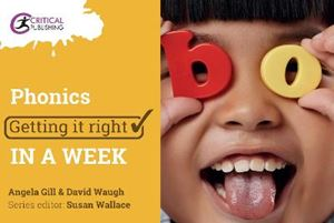 Picture of Phonics: Getting it Right in a Week