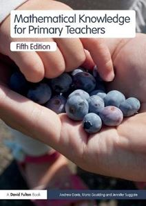 Picture of Mathematical Knowledge for Primary Teachers 5ed
