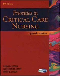 Picture of Priorities in Critical Care Nursing 4ed