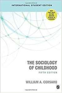 Picture of Sociology of Childhood 5ed