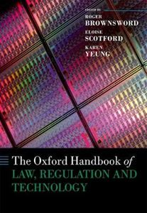 Picture of Oxford Handbook of Law, Regulation and Technology