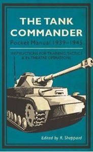 Picture of Tank Commander Pocket Manual: 1939-1945