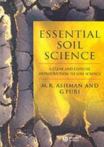 Picture of Essential Soil Science - a Clear and Concise      Introduction to Soil Science