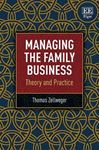 Picture of Managing the Family Business: Theory and Practice