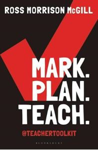Picture of Mark. Plan. Teach.: Save time. Reduce workload. Impact learning.