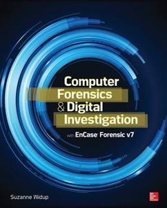 Picture of Computer Forensics and Digital Investigation with EnCase Forensic v7