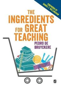 Picture of Ingredients for Great Teaching