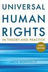 Picture of Universal human rights in theory and practice 3ed