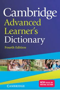 Picture of Cambridge Advanced Learner's Dictionary