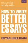 Picture of How to Write Better Essays 4ed