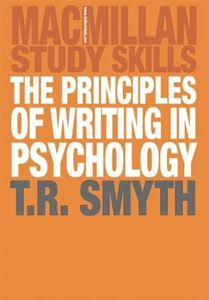 Picture of Principles of Writing in Psychology