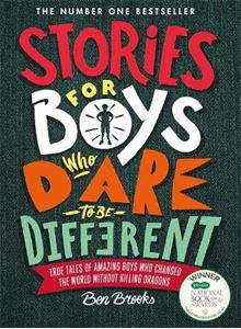 Picture of Stories for Boys Who Dare to be Different