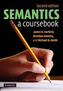 Picture of Semantics: A Coursebook