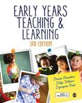 Picture of Early Years Teaching and Learning 3ed