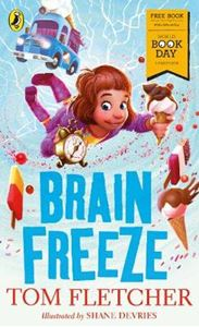 Picture of Brain Freeze: A World Book Day 2018