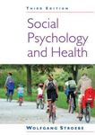 Picture of Social Psychology and Health 3ed