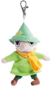 Picture of Moomin Snufkin Key Clip 4Inch