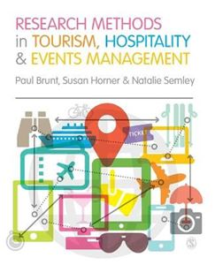 Picture of Research Methods in Tourism, Hospitality and Events Management