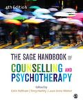 Picture of SAGE Handbook of Counselling and Psychotherapy 4ed