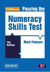 Picture of Passing the Numeracy Skills Test 7ed