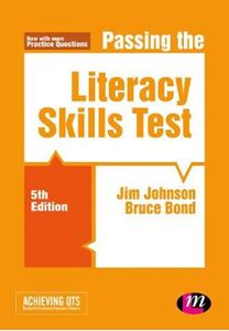 Picture of PASSING THE LITERACY SKILLS TEST 5ed