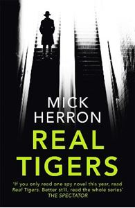Picture of Real Tigers: Jackson Lamb Thriller 3