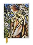Picture of Tiffany Angel Stained Glass Window (Foiled Journal)