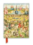 Picture of Bosch: The Garden of Earthly Delights (Foiled Journal)