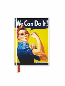 Picture of We Can Do it! (Foiled Pocket Journal)