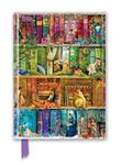 Picture of Aimee Stewart: A Stitch in Time Bookshelves (Foiled Journal)
