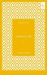 Picture of Key Ideas in Contract Law