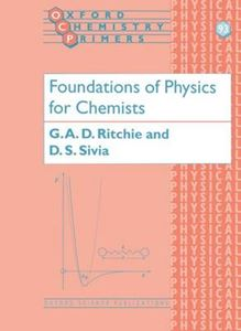 Picture of Foundations of Physics for Chemists