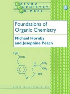 Picture of Foundations of Organic Chemistry